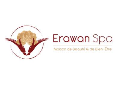 Refonte du logo Erawan Spa