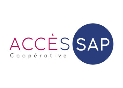 Refonte du logo Accès SAP