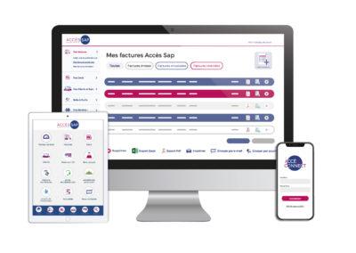 Design d'application web et mobile