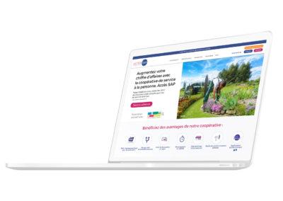 Refonte et création de sites internet